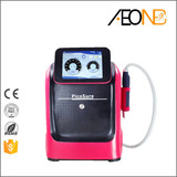 Portable picoseond tattoo removal machine